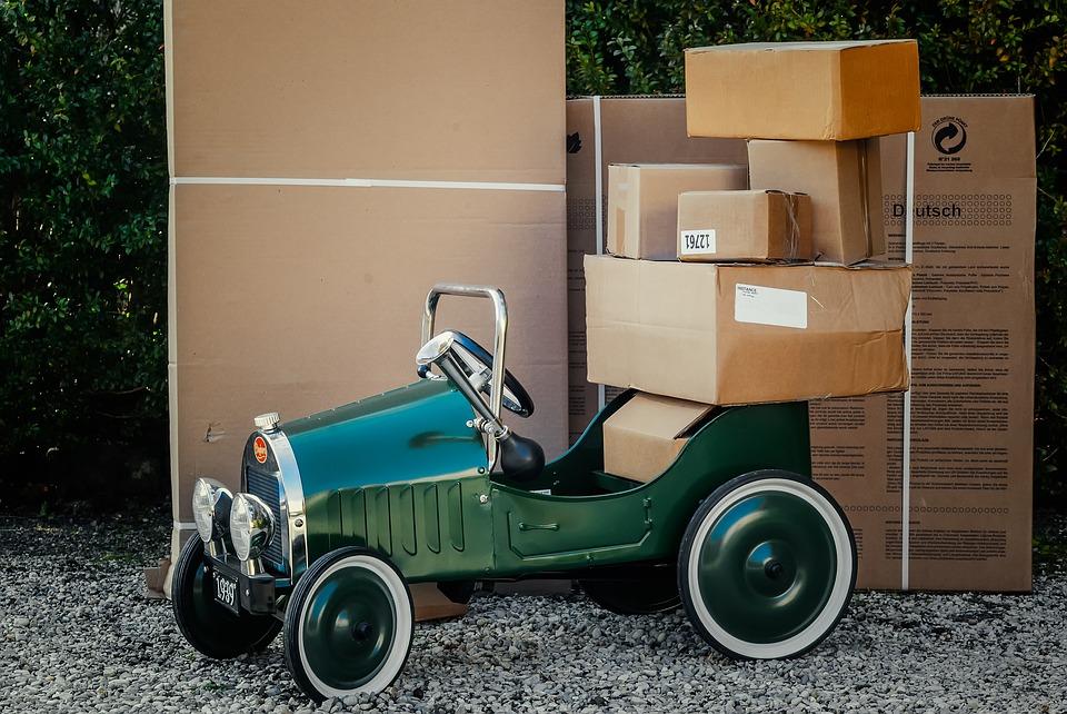 Logistyka wykonczenie mieszkania