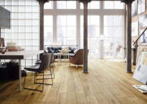 Podłoga w mieszkaniu - deska