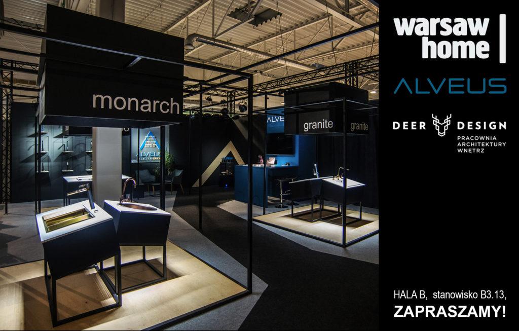 Warsaw Home i stoisko naszego projektu