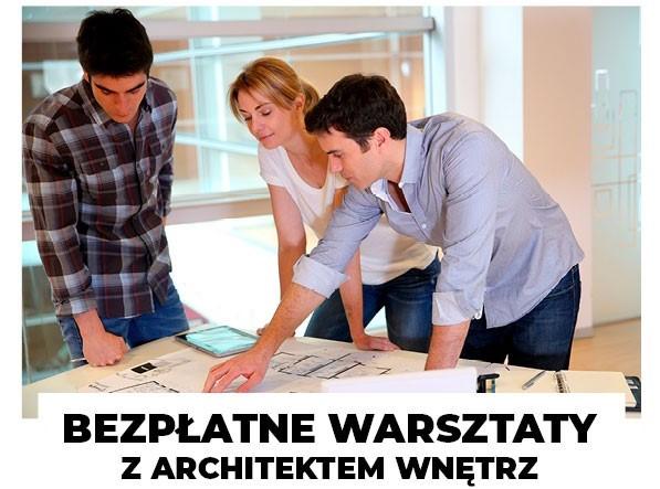 Bezpłatne warsztaty z architektem dla klientów inwestycji Miasto Wola i Osiedle Muszlove
