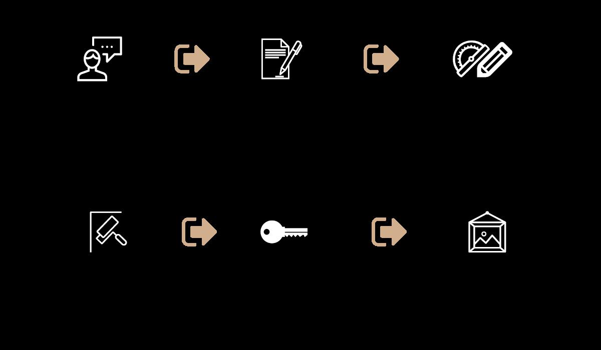 Program wykończenia mieszkań pod klucz