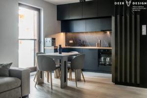 Między Kuchnią A Salonem Deer Design Pracownia